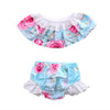 Summer Cute Toddler Infant Baby Girls Sleeveless Floral Off Shoulder Top+ Lace Bottoms Brief Sunsuit Clothes