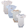 Baby Bodysuits Cute Baby Clothes 4 pcs