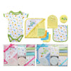 9-Pieces Baby Bath Set Towel Baby Care Set Baby Both Towel Products Newborn Baby Romper