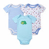Spring Baby Rompers Boys Girls Jumpsuit Body Suits Cotton Infant Costumes Baby Clothing
