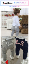 Cute Cartoon Baby Pants Baby Boy Girls Harem Pant Ruffle Pant Causal Pants For The Boy Owl Long Trousers