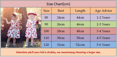 Toddler Infant Kids Baby Girls Rose Summer Dress Princess Party Flying Sleeve Dresses for 0-5Y