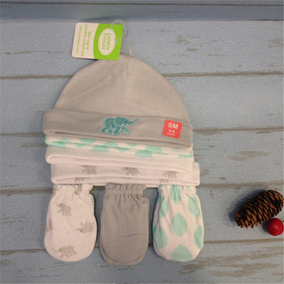 Spring baby & kids accessories baby hats & caps 100% cotton Baby Boy and girl newborn photography props Cap 0-6 Months