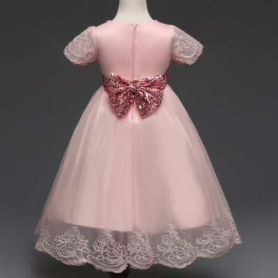 Kids Dresses For Girls Party Wear Children S Clothing Girl Dress Wedding Gown Robe