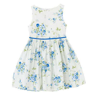Children baby Dresses For kids teenagers Girls Dresses party Floral Kids girls clothes clothing Sundress