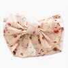 3 Pcs born Baby Girls Clothes Bows Headband Flying Sleeve Lace T Shirt Rose Diaper Baby Clothing Sets