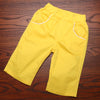 Baby Boys Pants Kids Clothing Baby Harem Pant Baby Boys Clothing Casual Pants Yellow