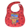 Baby & Kids Cute Cartoon Waterproof Silicone Children Baby Bibs Boys Girls Infants Burp Clothes Feeding Care