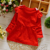Baby Girls Dress Casual Princess Dress for Kids Dress Butterfly Appliques Design Baby Clothes