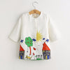 Girls Dress Princess Dress Kids Clothes Graffiti Print Kids Dresses for Girls Clothing Children Dress