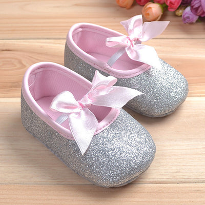 First Walkers Soft Sole Baby Girl Shoes Anti-slip Cotton Toddler Infant Newborn Pre-walker