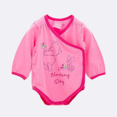 Minion Cute Pink Similar Baby Girls Clothes Newborn Baby Grows Full Brief Romper Pajama Newly Arrived Baby Clothing