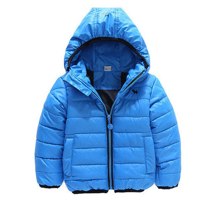 Autumn and Winter Kids Fur Coats Warm Boys and Girls Jackets Fashion Thick Outerwear Coat Clothes