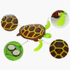 Cute Baby Bath Toys Animal Turtle Swimming Pool Toy Bath Time Turtle Toys for Baby Kids