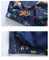Kids Clothes Boys Jackets Casual animals Printed New Hooded Baby Jacket Boys Coats Children's Outerwear