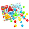Colorful Educational Toys for Children Intelligence Assembled Fight Inserted Beads Toys for Kids borns