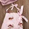 Baby Rompers Girl Baby Costumes Kids Jumpsuit Cotton Spaghetti straps Halter Romper Photo Props with bow headband