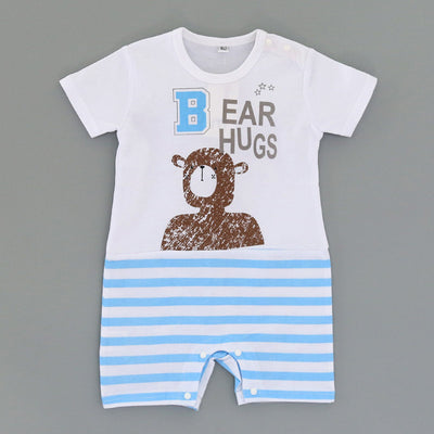 Baby Boy Clothes Cartoon Newborn Baby Clothes Infant Jumpsuit Kids Clothes Baby Boy Clothing