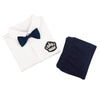 Nest Spring 2 Pcs/set Baby Boy Clothes Set Cute School Baby Boy Set Short Sleeve Suit Baby Clothes