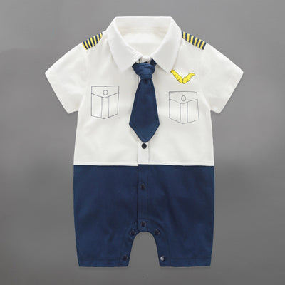 Baby Boy Clothing Sets Newborn Baby Clothes Cotton Baby Rompers Infant Jumpsuits