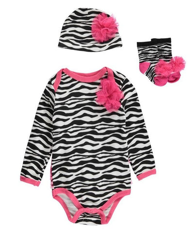 New Baby Boy Girls Clothing Sets Dress Baby Clothes Bodysuit For Baby Girl Infant Clothing Set