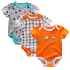 Limited Character Baby Boys Jersey Baby Sayings Romper Baby Boy Romper Cotton Clothing 0-12months