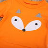 2PCS Newborn Baby Clothing Infant Baby Girl Boy Fox Long Sleeve Top+ Stitching Pants Costume Outfits Set