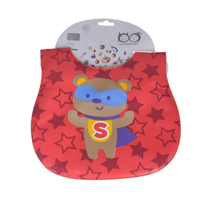 Nest Baby Bibs New Designed Waterproof Baby Bibs Newborn Cartoon Waterproof Aprons Baby Bibs