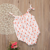 Newborn Baby Girl Romper New Arrival Summer Jumpsuit Outfit Clothes