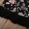 Summer Kids Toddler Child Girl Thin Floral Tassel Cardigan Sunsuits Outfits Cover Kimono Long Sleeve Clothing