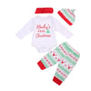 Newborn Baby Boys Girls Romper Bus Pants Leggings Hat Headband Outfits Clothing
