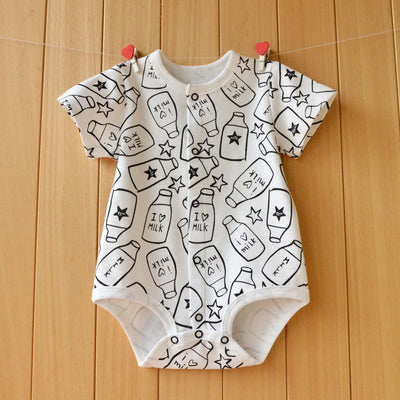 Baby Boy Clothes Cotton Baby Girl Clothes Cartoon Newborn Baby Clothes Infant Jumpsuits