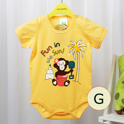 Baby Boy Clothes Cotton Newborn Baby Clothes Infant Jumpsuit Kids Clothes Baby Girl Clothing