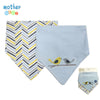 Nest Baby Bibs Embroidered Bird Top Quality Toddler Infant Baby Bibs & Burp Cloths