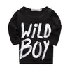 Baby boy clothes Long sleeve Top + pants sport suit baby clothing set newborn infant clothing