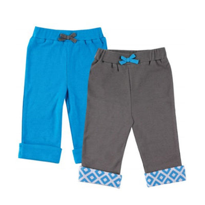 Baby Boy Pants Newborn 0-3 M Blue Green Baby Pants Boys Pants Cotton Trousers Spring and Autumn Baby Trousers