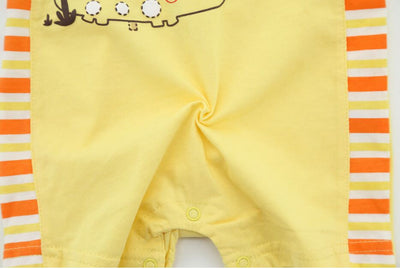 Newborn Unisex Baby Clothes Summer Style High Quality Cute Soft And Comfortable Cheap Baby Rompers