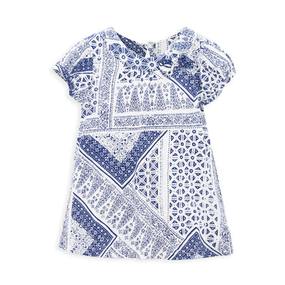 Baby Dress Baby Girl High Quality Soft And Comfortable Short Bohemian