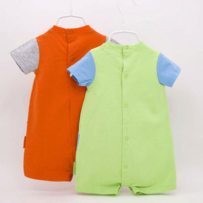 Baby Boy Rompers Summer Style Newborn 100% Cotton Baby Rompers