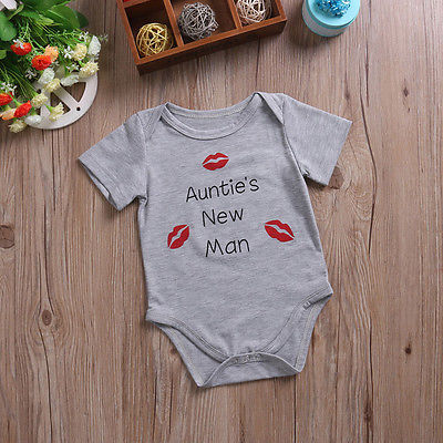 Baby Boy Girl Rompers Summer Girls Clothing Letter Printed Newborn Baby Clothes Cute Baby Jumpsuits Infant Girls Clothing