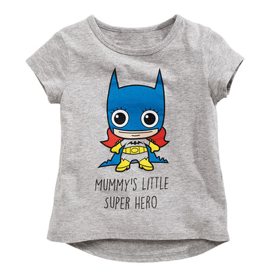 New good Quality Cotton Baby Girls t-shirt Short Sleeve Kids Clothes Tee T-Shirt Baby Girls Clothing Outerwear