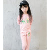 Girls Clothes Winter Kids Girls Clothes Girls Clothing Sets Long Sleeved Embroidered Tops+Pants