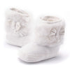 Winter Boots For Girls Kids Baby Shoes Warm Ankle Snow Booties Shoes For Children Keep Warm First Walkers Footwear