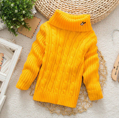 Baby boy or girl knitted sweater outerwear Kids Clothing