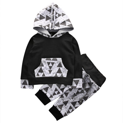 Baby Boys Hoodies cotton T-shirt Tops Pants Newborn Toddler Kids new arrival fashion Outfits Clothes Set