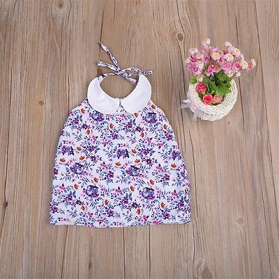 Baby girl t-shirt big Girls tees shirts children Floral blouse cotton kids summer clothes
