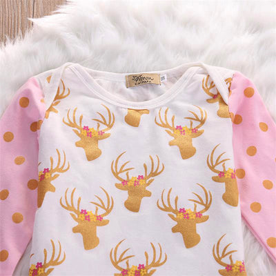 Autumn baby boy clothes baby clothing set fashion cotton long-sleeved letter t-shirt pants newborn baby girl clothing set