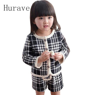 Autumn Spring Children Clothing Girls Set Kids Clothes Girls Clothing Suits Toddler