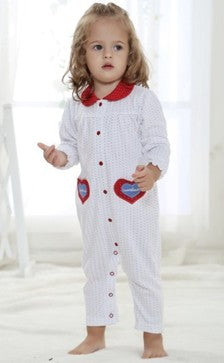 Baby Rompers Cotton overall jumpsuit Long Pajamas Romper Toddler Clothes newborn cotton