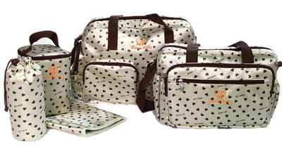 Diaper's Bags for Baby Durable Mother Wet Bag Fashion Mummy Bag